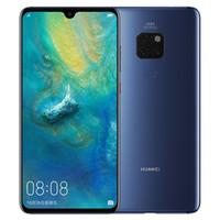 """Huawei originale Mate 20 4G LTE telefono cellulare 6GB di RAM 64 GB 128 GB ROM Kirin 980 Octa core Android 6.53"""" Phone 24MP NFC mobile astuto schermo intero"""
