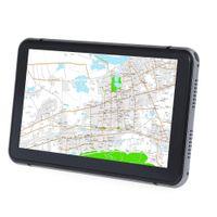 706 navigateur GPS de voiture de 7 pouces avec lecteur d'écran libre de cartes Win CE 6.0