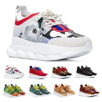 Chain Reaction Designer Sneaker Running Shoes Trainers Mens ...