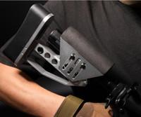 Leggero TB Stock M4 HK416 Airsoft CNC Metallo XLR Buttstock AR15