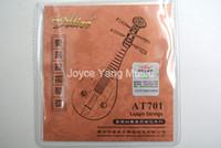 Alice AT701 Liu Qin Strings Örgülü Çelik Çekirdek Bakır Nikel Çekirdek Strings 1-4 Strings Ücretsiz Kargo