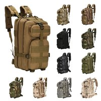 Large Capacity Man Bag Army Tactical Backpacks Assault Bags ...