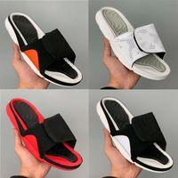 Nuovo progettista di sport del progettista di marca dei pistoni di estate lettere Uomini traspirante Comfort Pantofole diapositive con bolle d'aria sandali TAGLIA 40-45