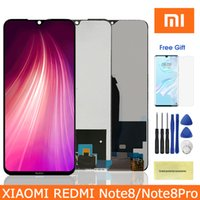 Original Redmi Note8 Lcd For Xiaomi Pro lcd Display Touch Sc...