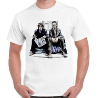 Withnail and I Commedia britannica 87 Film Movie Vintage Retro T Shirt 466 t-shirt denim da uomo