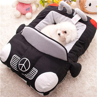 New handsome car pet bed Car pet nest dog bed personality ca...