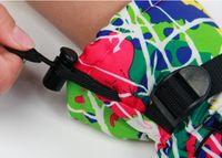 Moda-Kadın Parmaklar Glovesl Kış Açık Eldiven Bisiklet Kayak Snowboard Kar Termal Su Geçirmez Eldiven Sıcak Sıcak Cep Golves Sıcak CNY1045