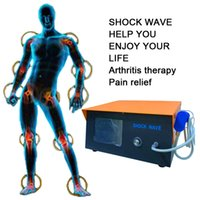 Powerful Air Compressed Shock wave therapy machine body slim...