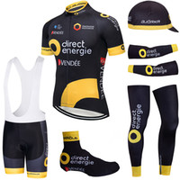 6PCS Tam Set TAKIM 2020 Doğrudan bisiklet forması 20D bisiklet şort Ropa Ciclismo yaz hızlı kuru Bisikletle Maillot dipleri giyim pro