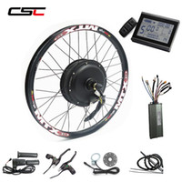 CSC 48V 1500W Sunring 39 Rim MTX régénérative vélo électrique Kit de conversion pour vélo Disc 24 '' 26 '' 27.5 '' 28 '' 29 '' 700c