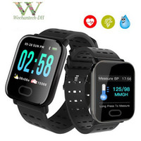 2019 Cheap Smartwatch A6 Smart bracelet with Heart rate Moni...