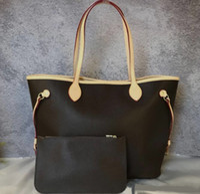 Bolsas de moda senhoras bolsas de couro carteiras sacos de ombro de grande capacidade Senhoras 2019 sacos de compras
