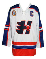 Stitched custom Halifax Highlanders Retro Hockey Jersey New ...