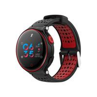 Wasserdichte X2 Plus-Smart Watch Bluetooth-Armband-Blutdruck-Blut-Sauerstoff-Puls-Monitor-Passomete Armbanduhr für Android iPhone iOS