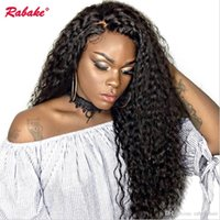Brazilian Virgin Remy Full Lace Human Hair Wigs Rabake Peruv...