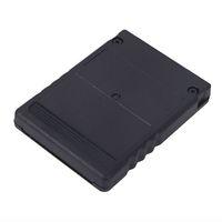 소니 플레이 스테이션 2 용 블랙 64M 메모리 카드 게임 저장 데이터 스틱 PS2 10000, 30000, 50000, 70000, 90000