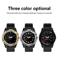 SW18 Smart Watch Bluetooth Smartwatch Supporto SIM Card Fotocamera Pedometro Fitness Tracker IOS e Android Smart Watch Dial SMS