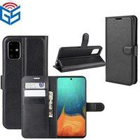 Для Samsung Galaxy A71 5G A31 M31 M31S кожаный бумажник чехол флип чехол с карты держатель Бесплатная доставка Xcover Pro