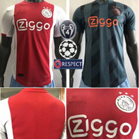 Player Version Ajax Soccer Jerseys 2019 2020 #7 NERES Ajax S...