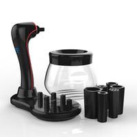 Makyaj Fırçalar Elektrikli Temizleyici Ve Kurutucu Fırça USB Şarj Silikon Makyaj Yıkama Temizleyici Temizleme Aracı Makinesi