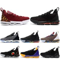 New 16 16s Mens Basketball Shoes 1 Thru 5 I Promise King Ore...