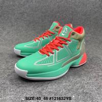 최고 품질 남성 D 로즈 (10 개) 보드 워크 GREEN 농구 신발 데릭 로즈 X MVP 바운스 높은 부츠 스니커즈 스토어 무료 배송