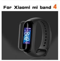 Mi Band 4 Защитная Пленка Для Xiaomi Mi Band 4 Смарт-Браслет MiBand 4 Браслет Протектор Экрана Не Закаленное Стекло