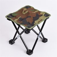 Floding Fishing Camping Chair Hiking Beach Camouflage Portab...