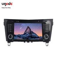 Auto multimediale giocatore 8 pollici Car Gps Navigation Autoradio Radio Video Player per il 2014 X-Trail Qashqai Rogue