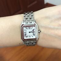 Новый WSPN0006 WSPN0007 стальной корпус 27 мм / 22 мм белый циферблат швейцарский кварцевые женские часы женские часы из нержавеющей стали