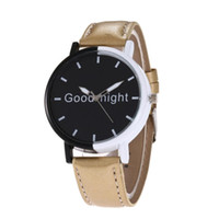 Brand Leather Watch Luxury Classic Wrist Watch Women men Top...