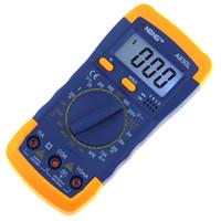 A830L Dijital Multimetre LCD Metre Voltmetre El AC DC Dijital Multimetre