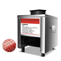 BEIJAMEI Máquina De Corte De Carne Comercial Vertical-tipo De Carne Slicer Mincer Máquina De Corte De Carne Elétrica 850 W Grande Poder