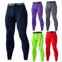 2019 ISHOWTIENDA Yeni stil sıcak satış erkekler Rahat Spor Ter Emme Hızlı Kuruyan Elastik Spor Uzun Pantolon yüksek kalite