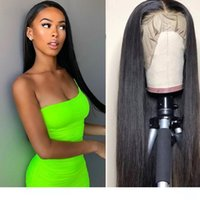 HD Lace Wig 13x4 Frontal Glueless Virgin Brazilian Straight ...