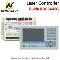 Ruida RDC6445 RDC6445G Máquina de láser CO2 Controlador Para grabado láser máquina de corte de actualización RDC6442 RDC6442G NEWCARVE