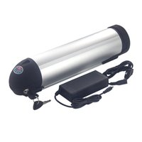 С выключателем питания высокого качества электронная батарея велосипеда 48В батарея 13Ач литий-ионная для двигателя от 450 Вт до 1000 Вт с зарядным устройством