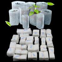 غير المنسوجة حقيبة الشتلات النبات ينمو أكياس النسيج الشتلات الأواني زهرة النباتية العضوية النباتية الحضانة حقائب قابلة للتحلل حقيبة مصنع GGA2145