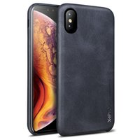 X-level iphoneX xr case pu leder abdeckung für iphone xs max case gehäuse i phone xr phone cases