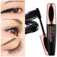 MACFEE Long Curling Silk fiber Eyelash Black Waterproof Fibe...