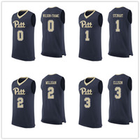 399abaa03 New Arrival. Pittsburgh Panthers Pitt College 0 Jared Wilson-Frame 1 Parker  Stewart 2 Jonathan ...