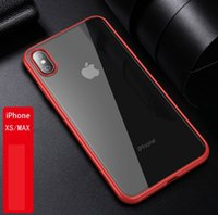 For iPhone X XR XS MAX 8 7 6s Plus Clear Soft TPU Case Silic...
