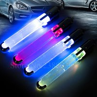 4pcs 12V Colorful Car Interior Floor Atmosphere Light Auto F...
