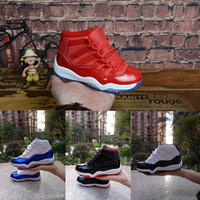 Gym Red XI 11 Toddler shoes Bred Space Jam Kids Basketball S...