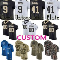 custom Men Youth women New Alvin Kamara Drew Brees Michael Thomas Lattimore  Mark Ingram Camo Realtree Saints Elite Limited Jersey 01 3cdc892a8