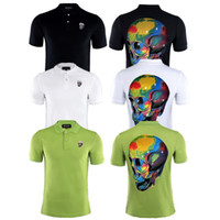 Luxury polos Designer Polo Shirts High Tee T- Shirt Street Em...