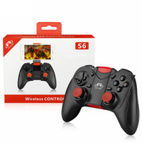 GEN GAME S6 Wireless Bluetooth Gamepad Gamecontroller Joystick Bluetooth Android Gaming Fernbedienung für PC iOS Android Phone