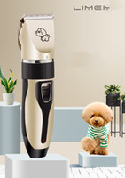 Professional Grooming Kit Electric Rechargeable Pet Dog Cat ...