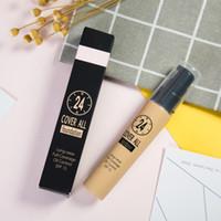 Bereit Concealer Foundation Make Up Abdeckung Grundierung Concealer Basis professionelle Gesicht Makeup Contour Palette Makeup Base versenden