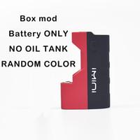 Kit Vape Mods Kit IMINI Kit E-sigarette 500mah Box Mod Batteria 510 filo .5ml 1.0ml per bobine Wick Penna vaporizzatore con caricatore